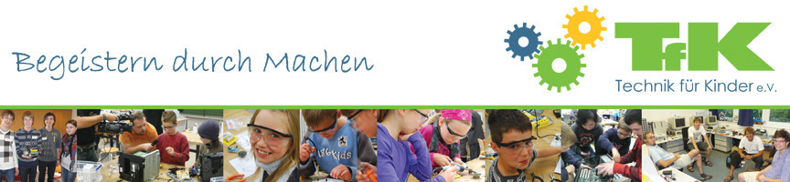 Technik fuer Kinder Logo